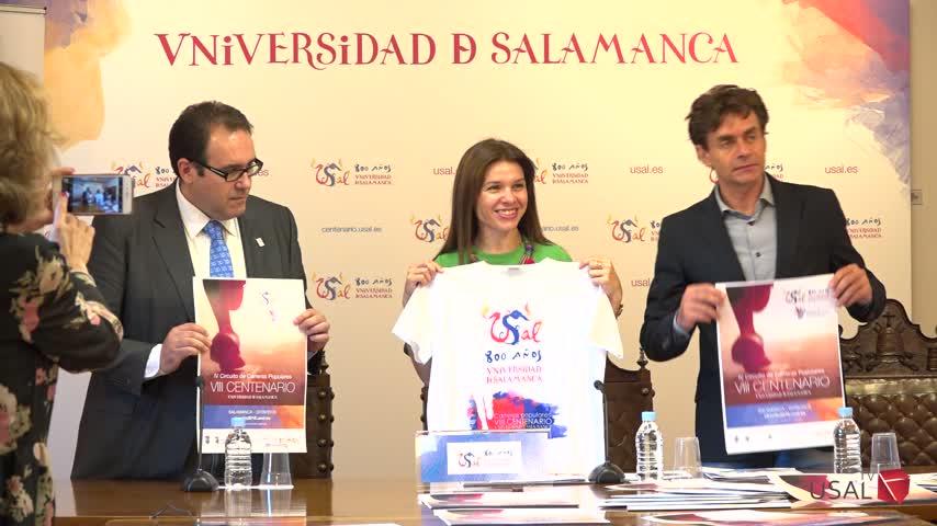 ira Multitud Problema  Más de 60 asociaciones y ONG serán las beneficiarias de la Carrera del VIII  Centenario de la Universidad de Salamanca - Visto de Otro Lado